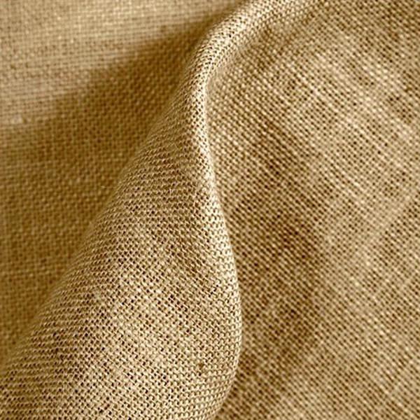 Tela de saco arpillera en color natural kilotela - Cortinas de arpillera ...