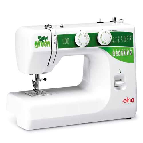 Máquina de coser doméstica | ELNA 1000 – KILOtela